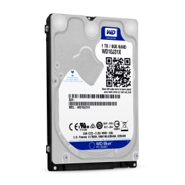 Western Digital Product Blue
