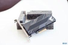 PCI Express x4 Slot-Platine für M2