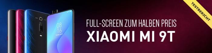 Xiaomi Mi 9T im Test